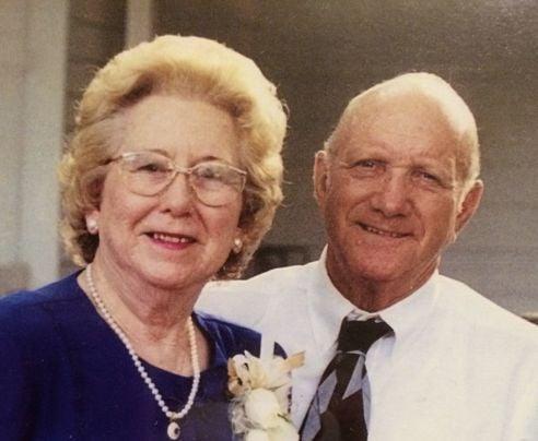 Charles and Martha Hopkins