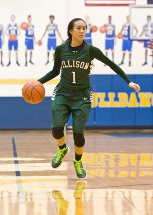 Ellison vs. Copperas Cove Girls Basketball