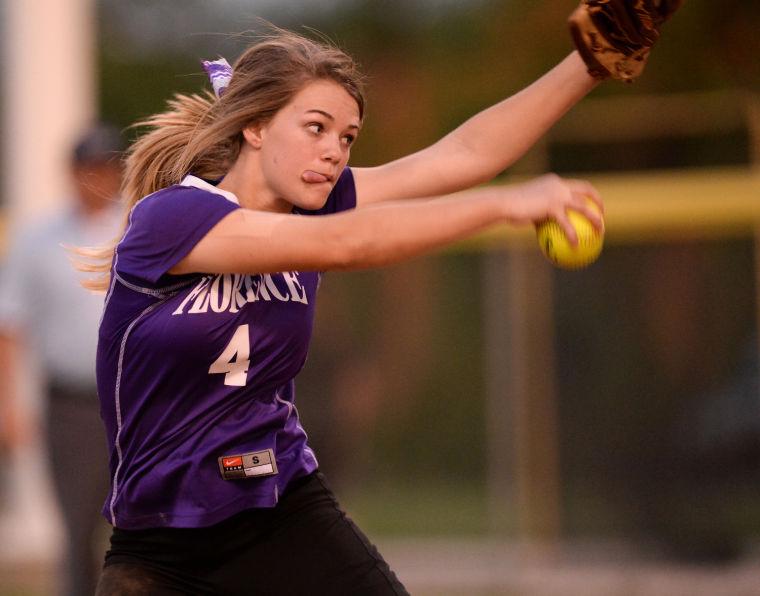 Florence v Lexington Softball
