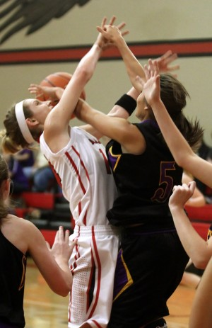 Girls Basketball: Salado v. Liberty Hill