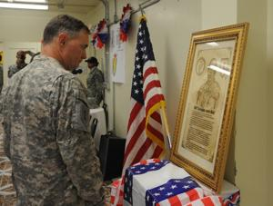 3rd Brigade remembers fallen soldier