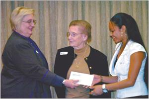 Salute to students: AUSA chapter awards scholarships