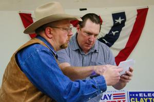 Coryell County election