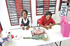 2 more Lady Knights sign letters of intent