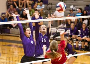 RR Christian Academy at Florence Volleyball