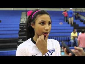 Lampasas vs Liberty Hill | Volleyball