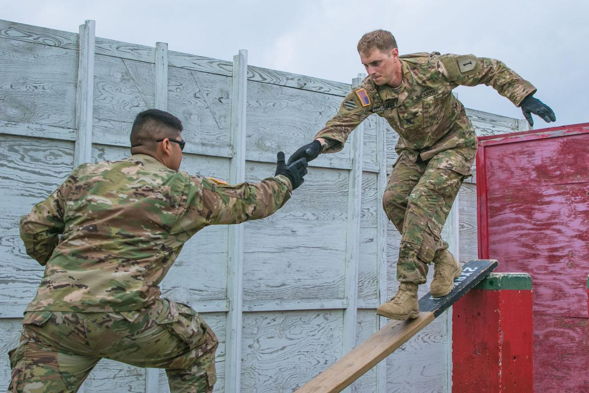Best Warrior Competition on Fort Hood