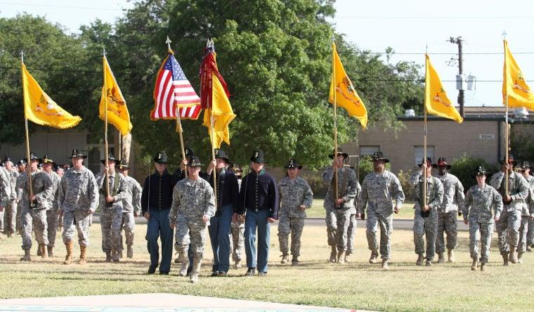 3rd Cavalry Regiment Change of Command