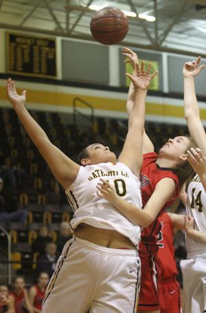 Girls Basketball: Gatesville v. Salado