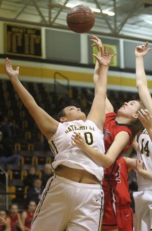 Girls Basketball: Gatesville v. Salado