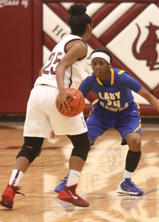 Girls basketball: Killeen v. Cove