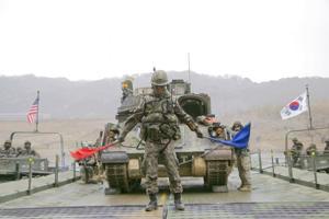 South Korea exercise