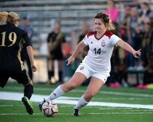 SOCCER: Salado standout sharpens her game against semi-pro competition