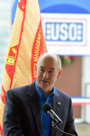 USO Grand Re-Opening