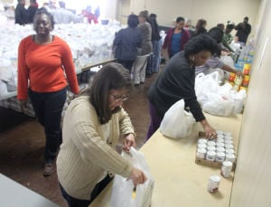 Copperas Cove Community Thanksgiving Basket Benefit