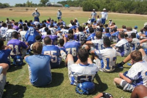 Copperas Cove High School Practice