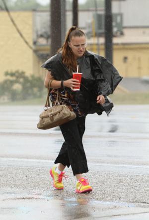Heavy rains sweep through Central Texas