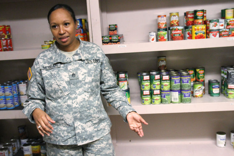 Fort Hood Food Pantry