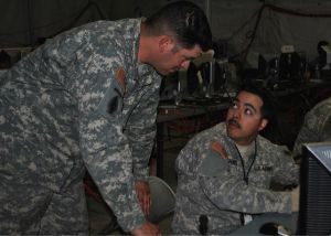 1st Cavalry Division trains in California