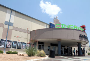 Cinergy Cinemas Expansion: Cinergy Cinemas plans to expand its building and entertainment venue and will likely start construction on the project next year. - Herald/CATRINA RAWSON