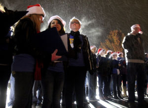 Copperas Cove Tree Lighting Ceremony