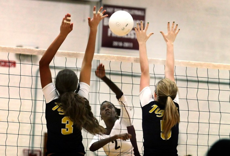 Volleyball: Killeen vs. Stony Point