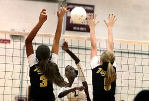 Volleyball: Killeen vs. Stony Point