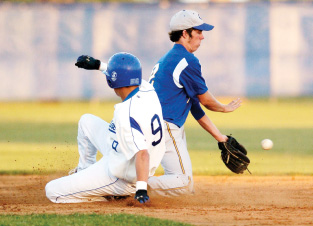 Dawgs rally, then lose playoff opener in extra innings, 7-5