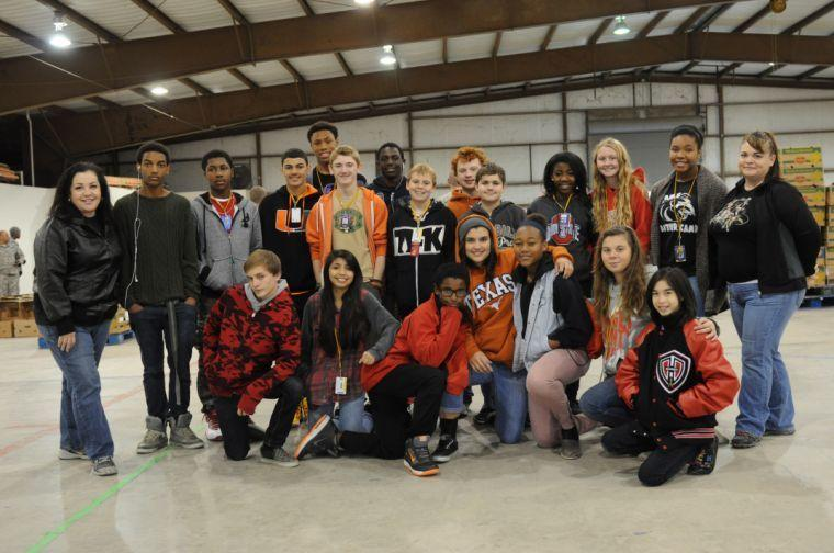Eastern Hills Middle School Builders Club