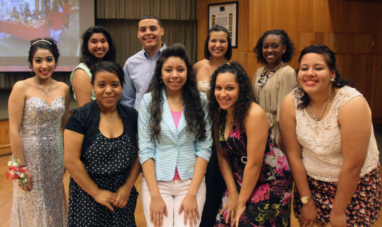 LULAC Scholarship Banquet 2014