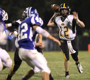 Gatesville QB Jeff Speer