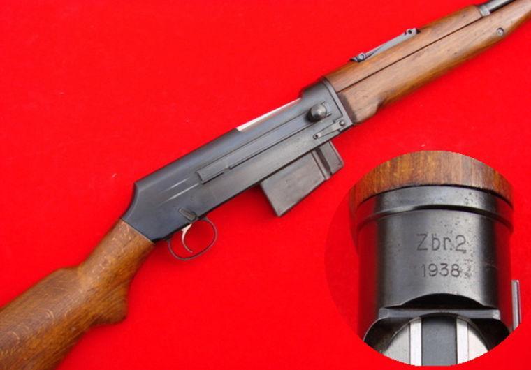 Gun collector