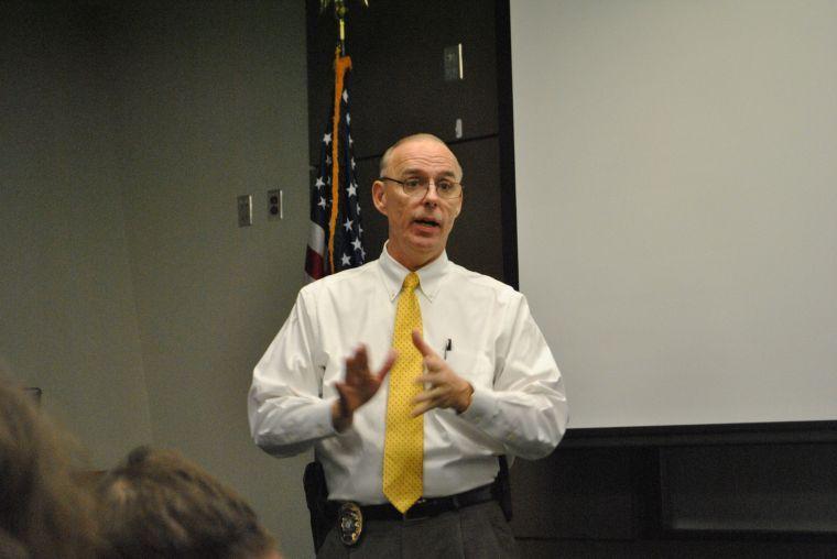 Killeen Police Department forum