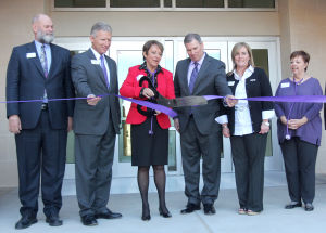 Isabelle Rutherford Meyer Nursing Education Center Opening