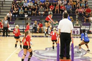 FCA Victory Bowl Volleyball Game