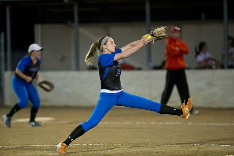 Lampasas Softball vs. Fredericksburg
