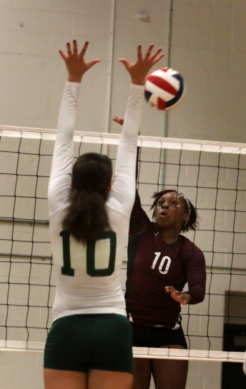 Volleyball: Ellison v. Killeen