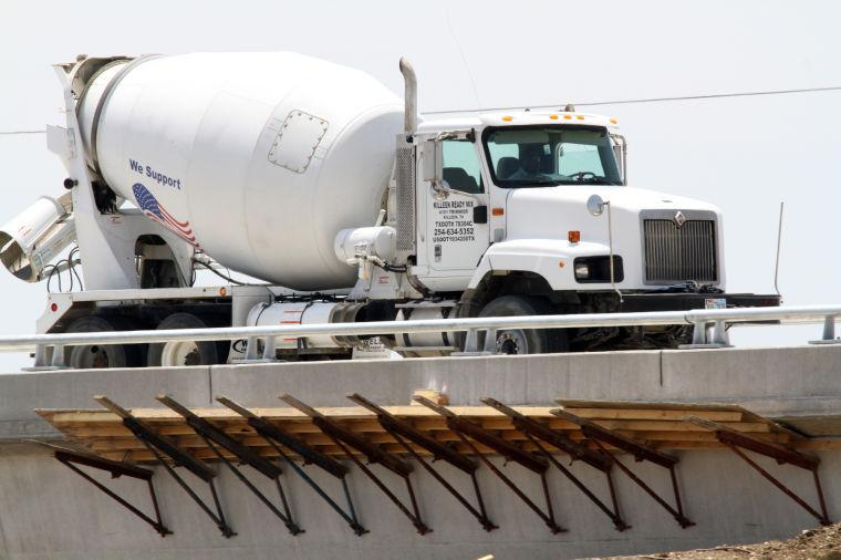 State Highway 195 overpass partially opens