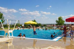 Family Aquatics Center Opens