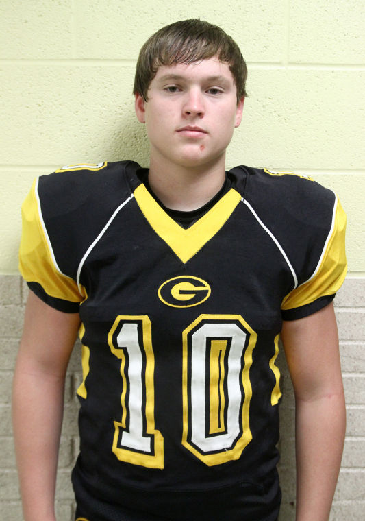 Gatesville Football - Alex Pittman