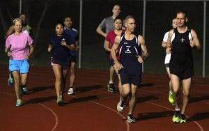 Army 10-Miler Team