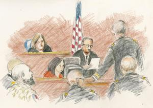 Prosecution question doctors