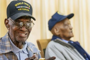 Oldest Veterans