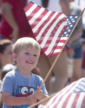 90th annual Fourth of July parade