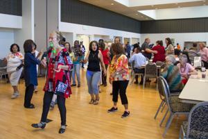 Farewell to Killeen Senior Center Program Assistant