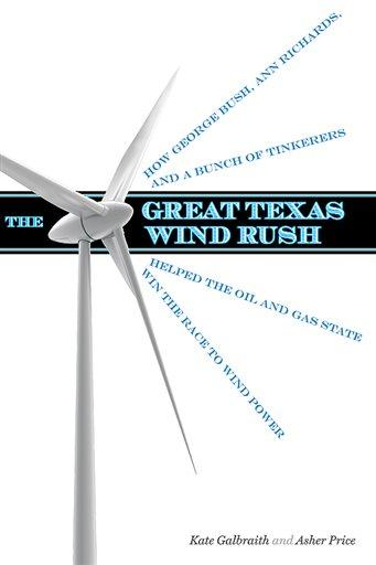 Book Review The Great Texas Wind Rush