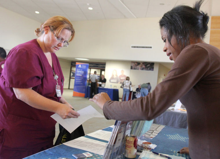 Central Texas College nursing job fair