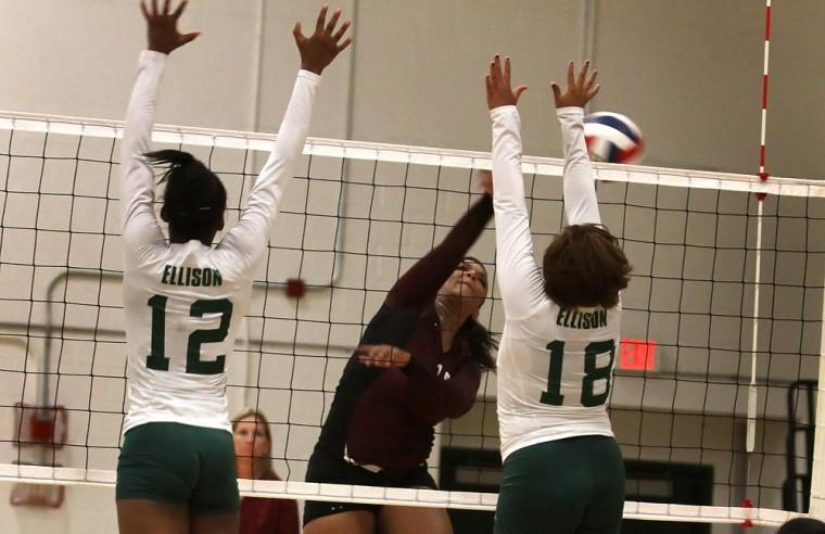 Volleyball: Ellison v. Killeen