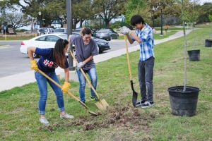 Heights commemorates Arbor Day with tree planting