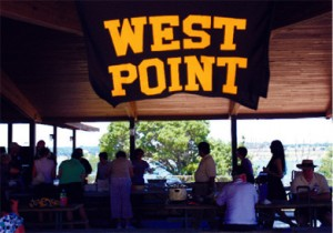 West Point group hosts picnic for local Academy candidates
